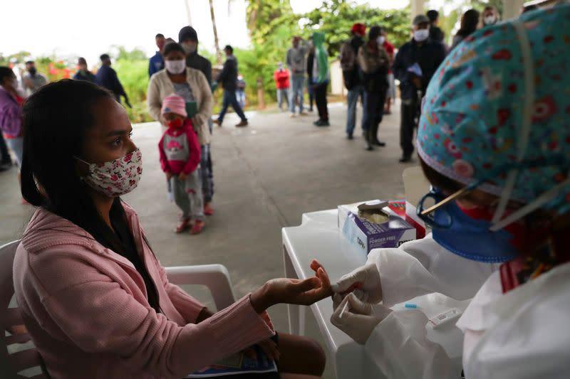 Outbreak of the coronavirus disease (COVID-19), in Brazil