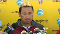 USC Fans React To Turmoil Before Opener