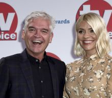 Holly Willoughby throws Phillip Schofield a virtual surprise birthday party