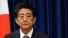 Abe agradece a Trump el apoyo bilateral y le explica su decisión de renunciar