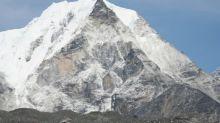 我跑在全世界最高、最偉大的山脈