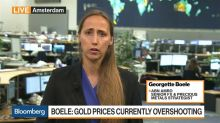 Could Be Some Weakness in Gold Prices Near-Term, Says ABN Amro's Boele