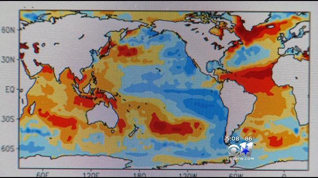 Is A Drought-Busting El Nino Brewing Out West?