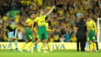 Norwich pulls off historic upset vs. Man City