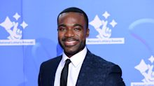 Ore Oduba says he 'can't live in fear' about the world his son will grow up in
