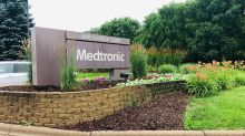 Medtronic Earnings Mixed; MDT Stock Falls But Still In Buy Zone