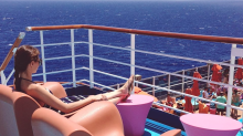 One of the largest cruise companies in the world is launching a digital streaming channel