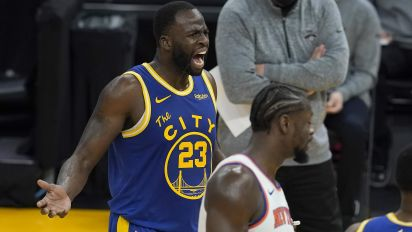 An ejection Draymond actually didn't deserve