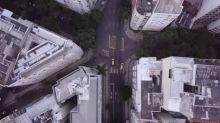 Brasil: menor taxa de infectados em 24h