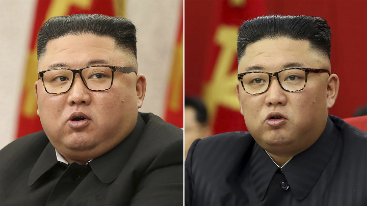 Kim's slimmer appearance sparks health speculation