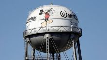 Walt Disney Stock Falls 4%