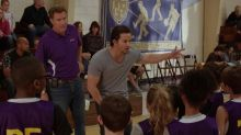 Mark Wahlberg's Slam Dunk 'Daddy's Home' Deleted Scene