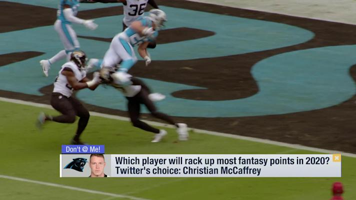 Kay Adams: Christian McCaffrey will rack up the most fantasy points in '20