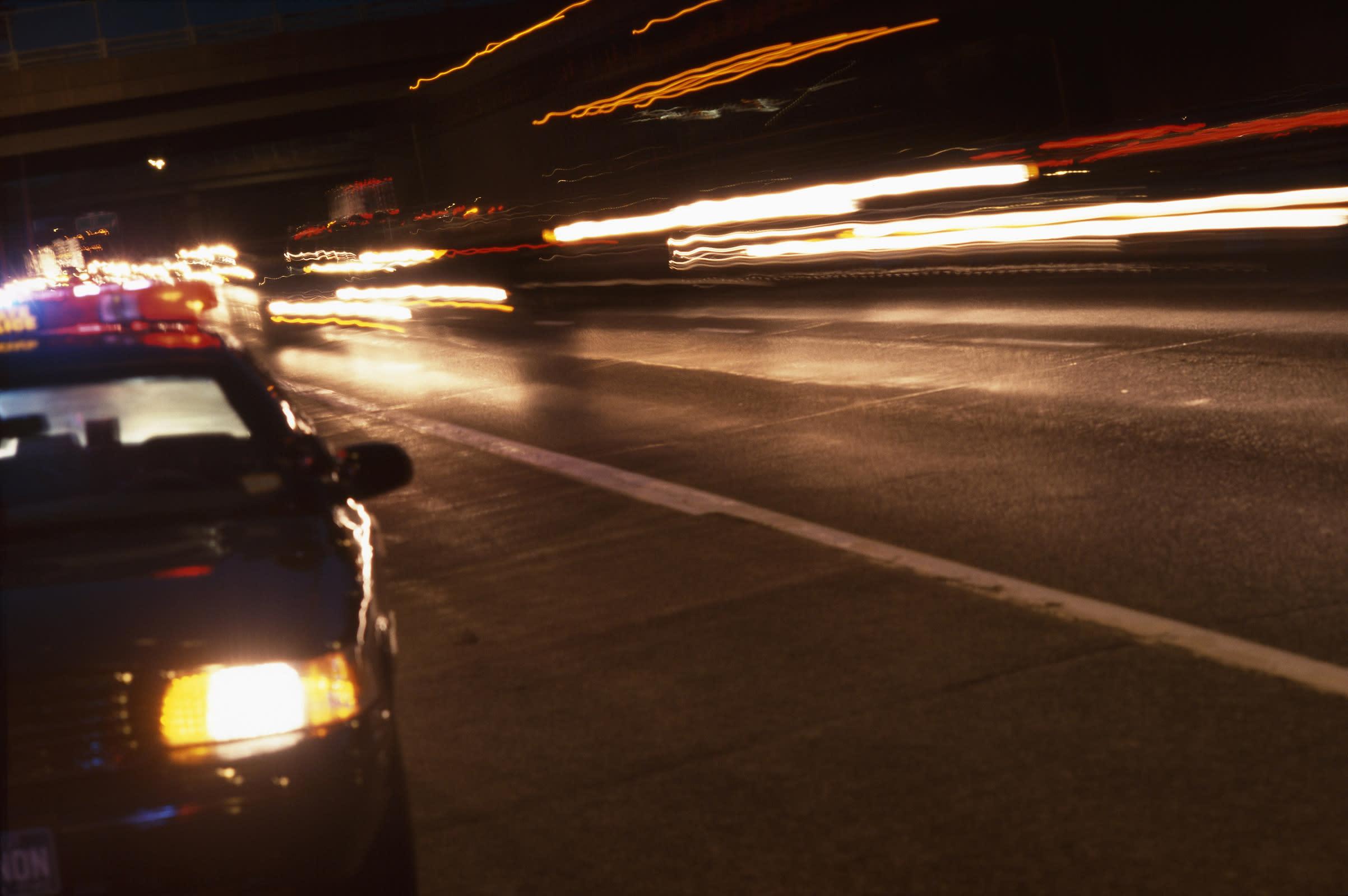 Drunken Man Rides Horse Onto California Freeway, Police Say