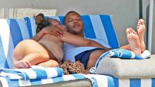 'Hot Felon' Jeremy Meeks Lounges Poolside with Topshop Heiress After Reportedly Filing for Separation from Wife