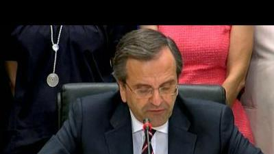 Samaras: Greek election a