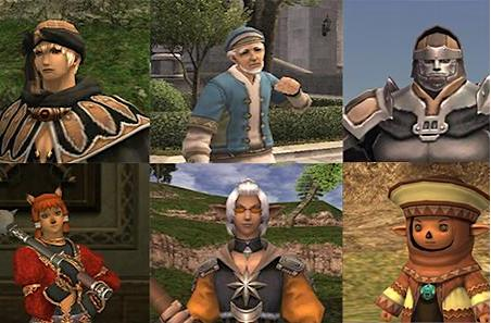 Final Fantasy XI adding new factions with Unity Concord System