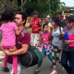 The Briefing Room: Migrant caravan reaches Guatemala-Mexico border