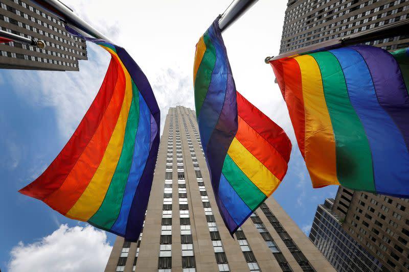 Nearly 1 million same-sex couple households in 2019, U.S. Census Bureau says