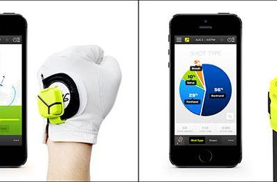 Zepp 3D motion sensor captures sports data, helps step up your swing