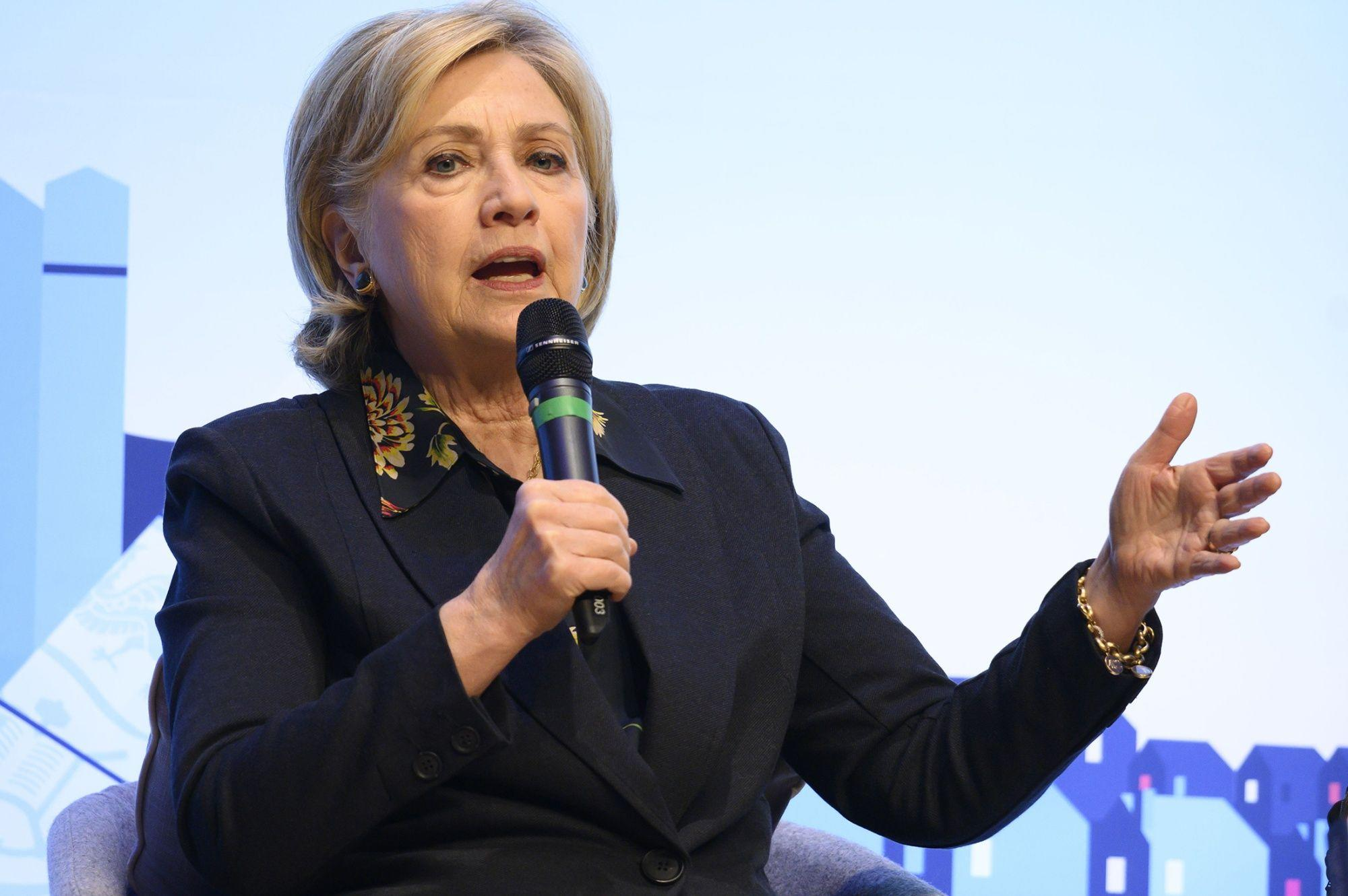 Hillary Clinton Comes Out Swinging Against Bernie Sanders