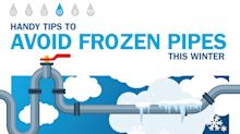 Pennsylvania American Water Reminds Customers That Arctic Temperatures Can Freeze Home Plumbing
