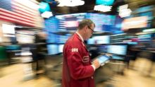 European stocks boosted by euro retreat; Walmart weighs on Dow