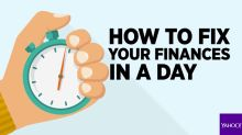 How to fix your finances in a day