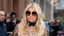 Jessica Simpson hits back at Met Gala 'body shaming' article in Vogue