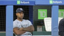 Yankees' Aaron Hicks explains sitting out after Daunte Wright police killing