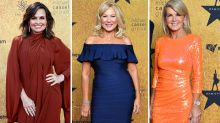Lisa Wilkinson, Julie Bishop stun on red carpet at Hamilton premiere
