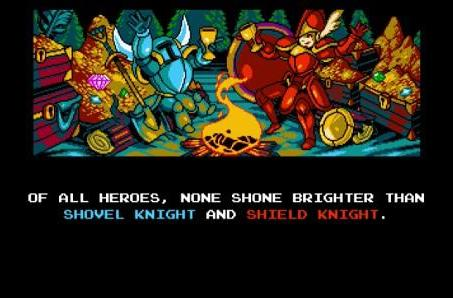 Shovel Knight unearthed on Euro eShop today