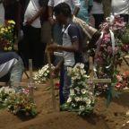 Sri Lanka mourns victims in terror attacks