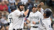 Los Padres de San Diego apalean por 13-2 a los Rockies de Colorado