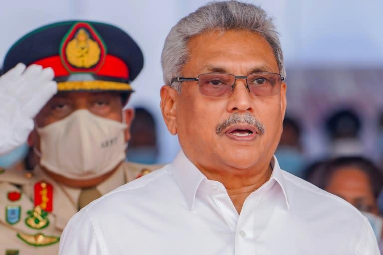 Sri Lanka president warns UN over war crimes claims