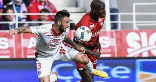 Foot - L1 - Bordeaux, accroché à Dijon, mais de retour à la cinquième place