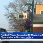 Indiana high school football player arrested in death of pregnant cheerleader Breana Rouhselang