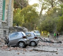 Strong earthquake in Albania damages buildings and sends residents fleeing