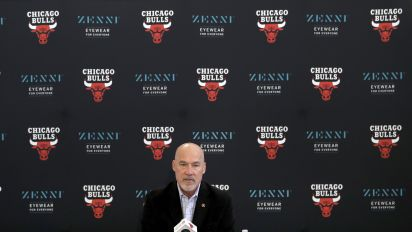 Report: Bulls begin search for top executive, intend to make hire before NBA resumes