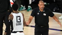Paul George: Former Clippers coach Doc Rivers didn't use me properly offensively