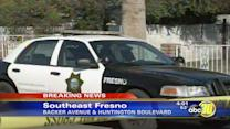 Fresno PD officer shot suspect after fight