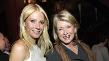 "Decor Queen Martha Stewart Has Thoughts About Gwyneth Paltrow's ""Vagina"" Candle"