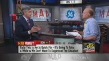 GE will be transparent about its challenges in its turnaround plan, CEO Larry Culp says