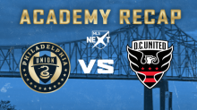 Academy sweeps D.C. United