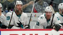 Sharks' Patrick Marleau reacts to 'brother' Joe Thornton joining Leafs