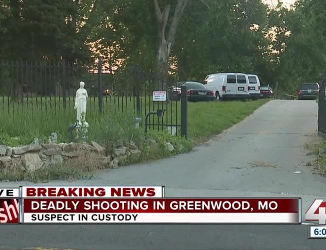 Jackson County deputies investigating homicide in unincorporated Greenwood,  Missouri