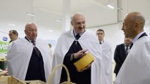 Lukashenko gets birthday call from Putin as Belarus protests rumble