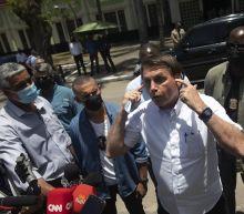 Brazil's Bolsonaro alleges fraud in US presidential election