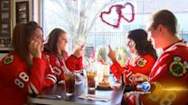 Businesses, fans thrilled to welcome Blackhawks back to United Center