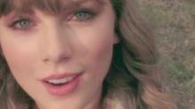 Taylor Swift Wears Her Love for Boyfriend Joe Alwyn Around Her Neck in One-Take 'Delicate' Video